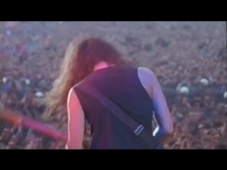 Metallica - Fade To Black (Live in Moscow 1991)