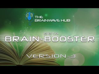 Brain Booster (v3) Peak Focus & Concentration - Work & Study Aid (Isochronic Tones)
