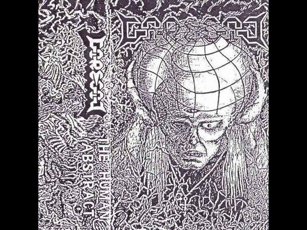 MetalRus.ru (Industrial Death Metal). GOREGOD — «The Human Abstract» (1994) [Demo] [Full Album]