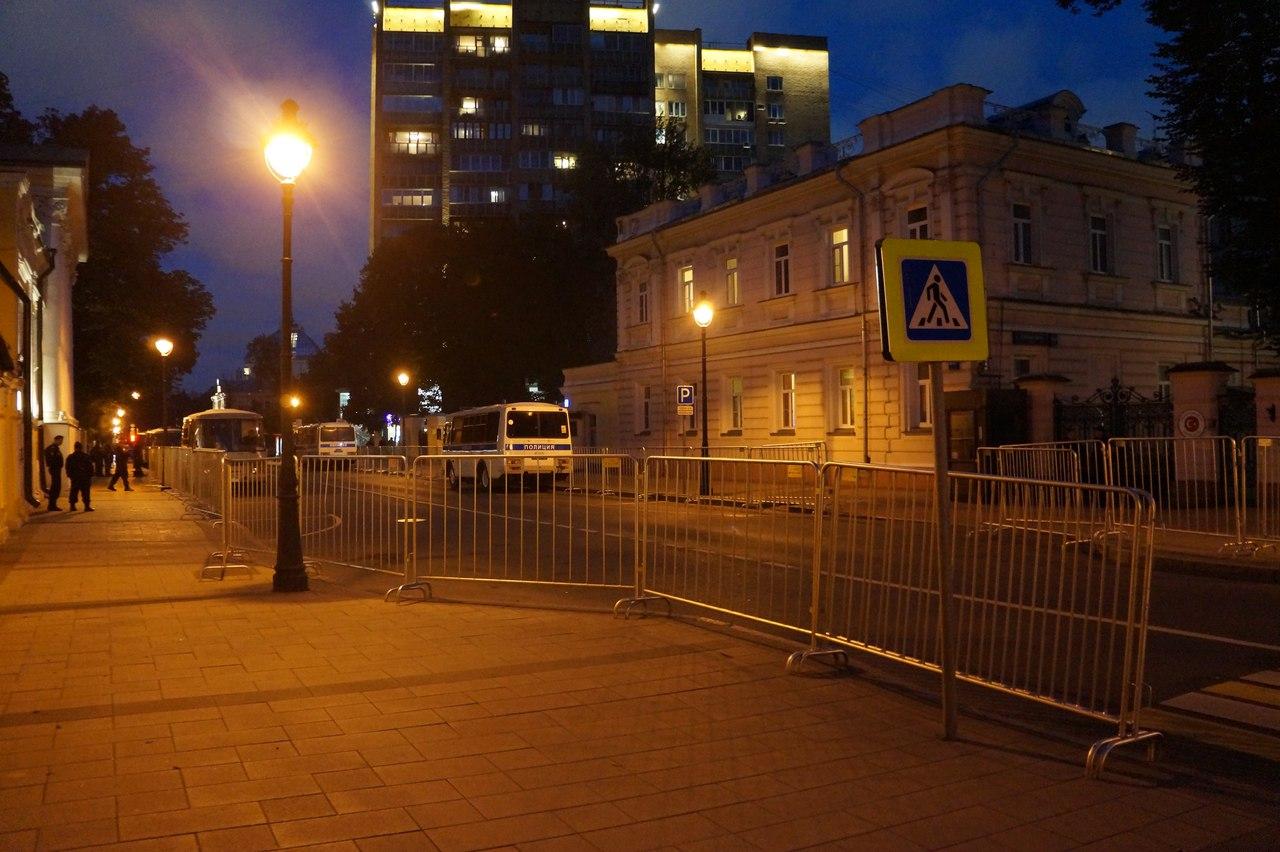 Кадыров не сказал - никто не пришел