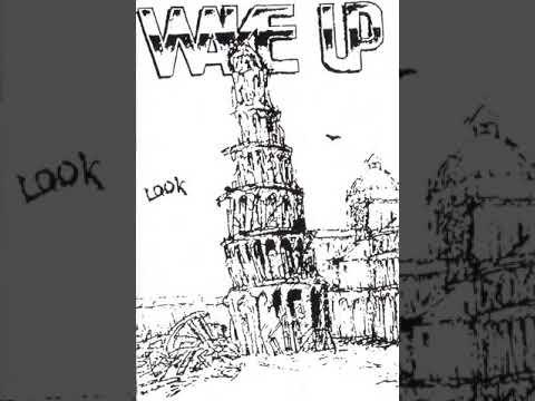 MetalRus.ru (Heavy / Thrash Metal). WAKE UP — «Look» (1992) [Full Album]