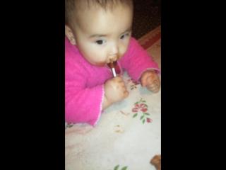 Айша 9 месяцев