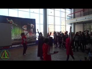 Танец команды