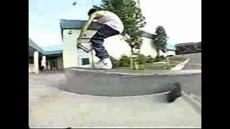 Aggressive Inline Street Skating Pt 1