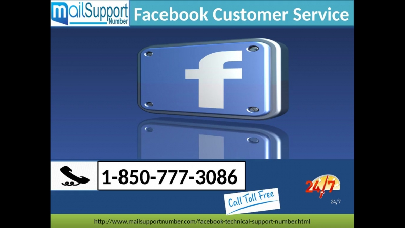 Facebook Customer Service 1-850-777-3086: A way to terminate all the Facebook issues
