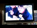 Центральный канал телевидения Японии. NHK. Визит делегации из Рязани в среднюю школу поселения Тамакава префектуры Фукусима