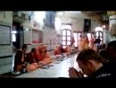 CaspeR.прибыли в храм на прасад -завтрак Дели.Индия 171121_090105