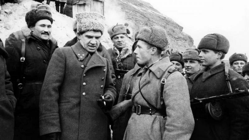 Битва генералов Чуйков vs Паулюс Сталинград