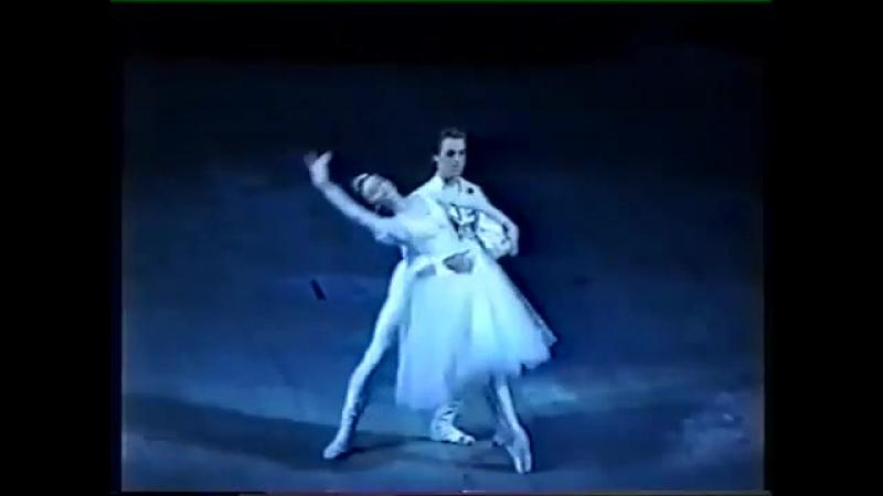 Светлана Захарова и Рубен Бобовников - фрагмет из балет Бахчисарайский фонтан