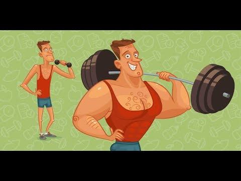 Многоповторка - Большие веса