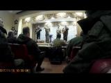 День 9-го полка 16.11.2017г.Ансамбль 9-го гвардейского полка