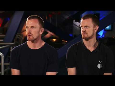 Daniel and Henrik Sedin Discuss their Careers with David Amber (Apr. 7, 2018) (CBC)
