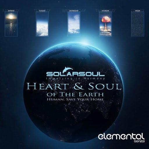 Solarsoul альбом Heart & Soul Of The Earth