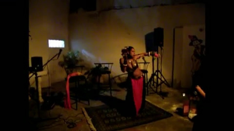 Tribu Tanama-RD Teatro Guloya Noche Lunatica 1er aniv 30-marzo-2010 18526
