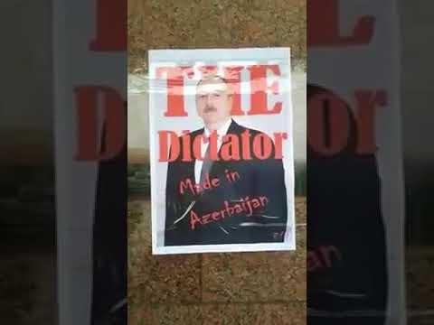 Moskvada Diktator İlham Əliyevin şəkilləri (kanala abunə olmağı unutmayın)