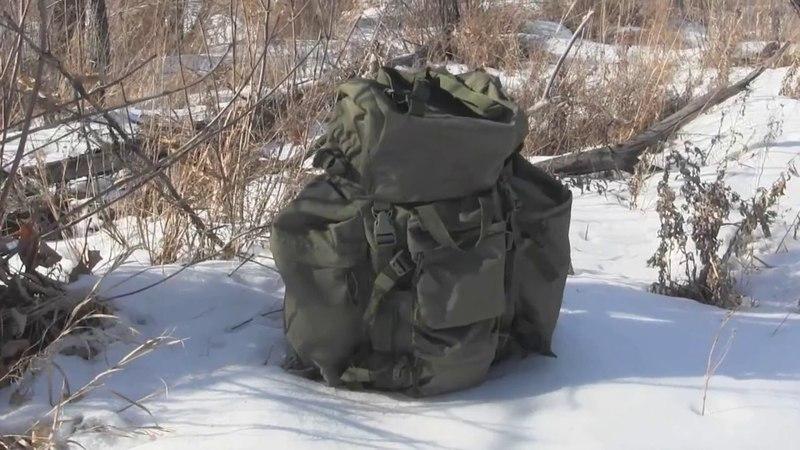 Обзор рюкзака Splav РК-1