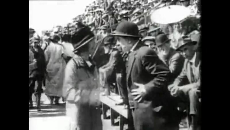 Мейбл за рулем _ Mabel at the Wheel 1914