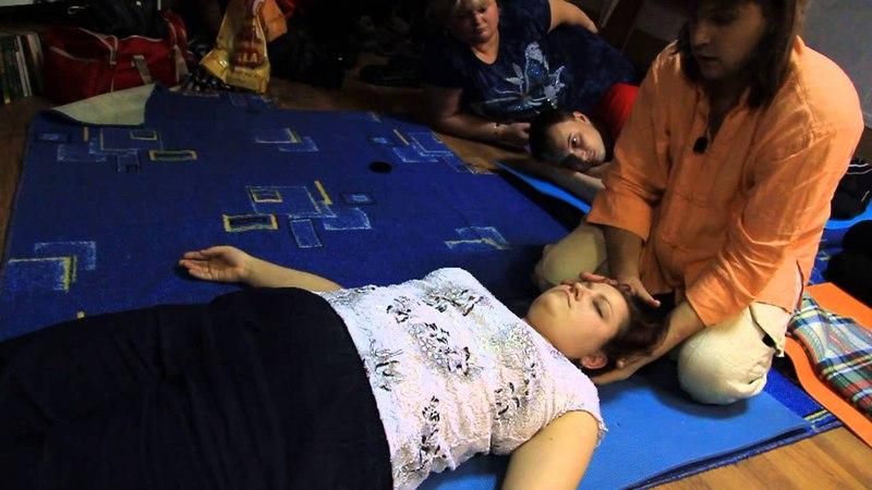 Дзен-Тач Шиацу. Техника и влияние массажа на внутренние органы человека.
