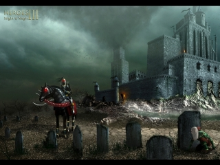 The Occult - Некрополь (Heroes of Might and Magic III).