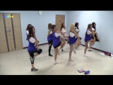UNIT G dance practice My Turn.