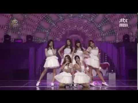140116 APink NoNoNo at 28th Golden Disk Awards