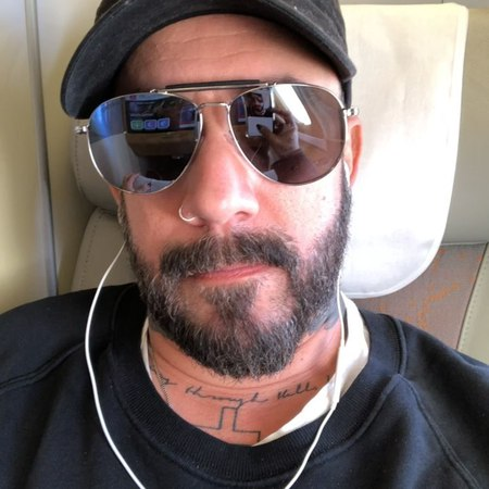 """AJ McLean on Instagram: """"Thanks to @emirates for the hook up. This airline has been on my bucket list today fly and today I can check it off the l..."""