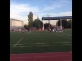 Роналду опубликовал видео с голами Криштиану-младшего