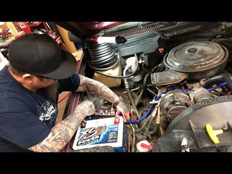 """Wiring up Robs """"extreme fail fix"""" (bucket o' Bass) Silverado - Live Preview!"""