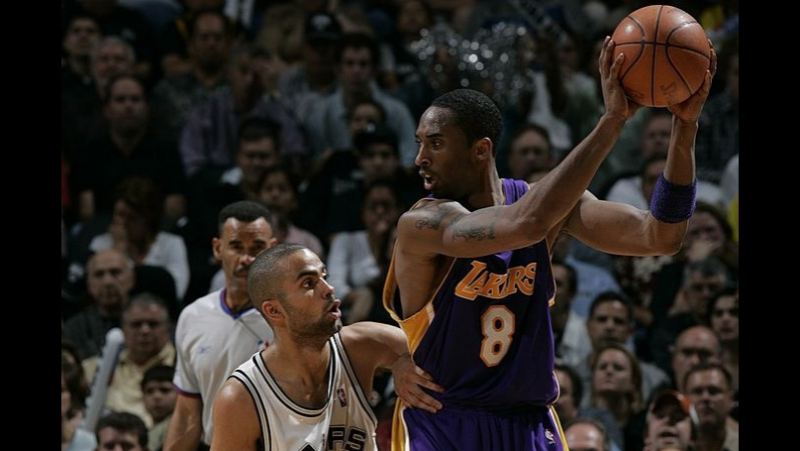 2004 - Los Angeles Lakers / San Antonio Spurs (West Semifinals, Game 5)