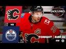 NHL 18 PS4. REGULAR SEASON 2017-2018: Edmonton OILERS VS Calgary FLAMES. 03.31.2018. (NBCSN) !