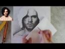 Портрет по фото простым карандашом! Dari _Art