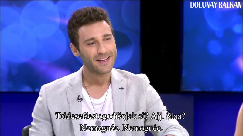 Seçkin Özdemir - Bir Hülya Avşar Sohbeti (prvi deo)