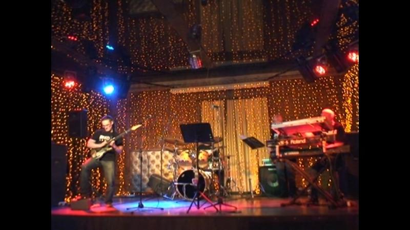 Импровиз с концерта группы Nostal.G в ресторане Кама 02.03.2018.