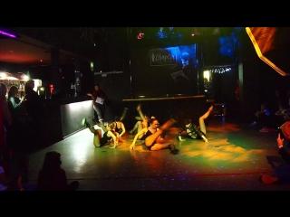 Отчётный концерт T.TWICE 13/01/2018 Группа STRIP PLASTIC. Преподаватель - Быкова Юлия.
