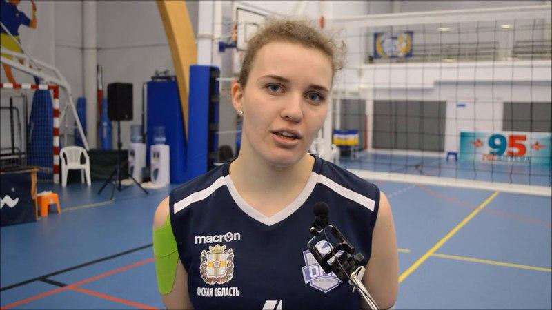 Виктория Астахова после матча c