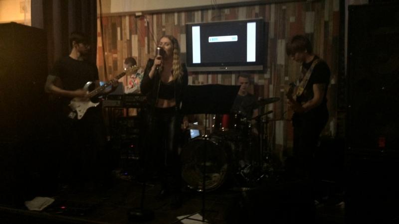 PINK ROCK Трибьют классики рока в женском исп. — Live