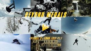Beyond Medals 2018: Episode 2