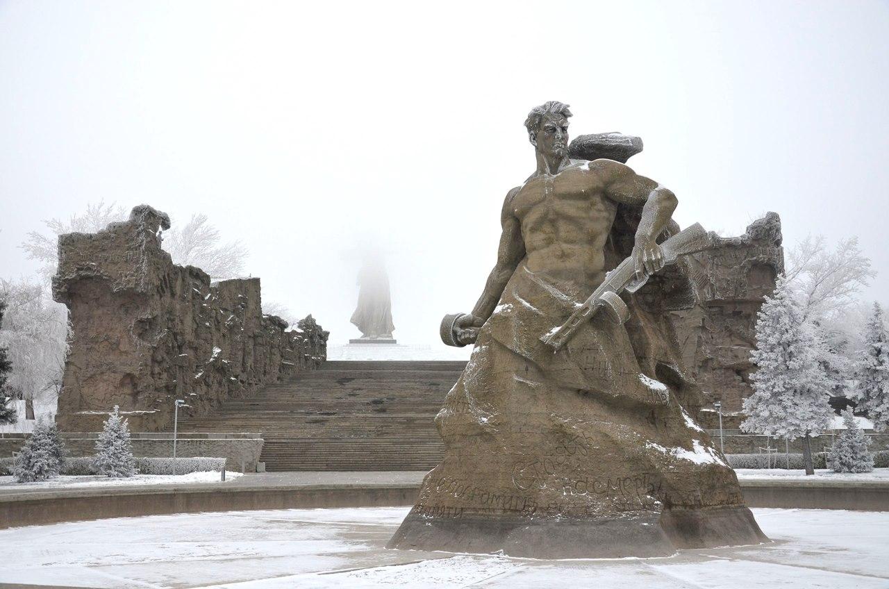 MTjO6JInllY Волгоград. Мамаев Курган и достопримечательности.