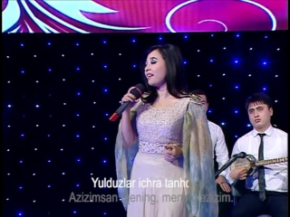 Jasurbek Jabborov va Dilnoza Akbarova-Azizam (concert version)_HD