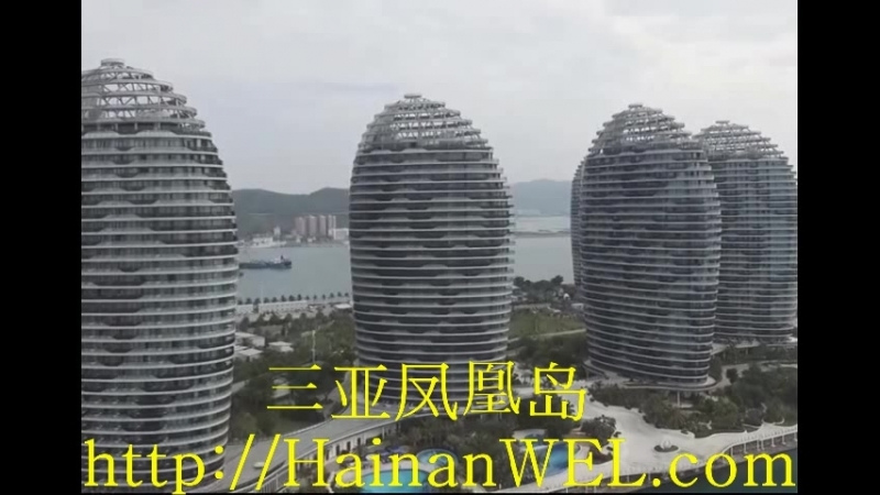 Остров Феникса в Санья, Хайнань, Китай - искусственный насыпной остров на Хайнане - адрес на карте, как добраться самостоятельно