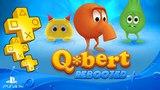 Qbert Rebooted ► Бесплатная игра для подписчиков PS Plus ► #2#3 АПРЕЛЬ 2018