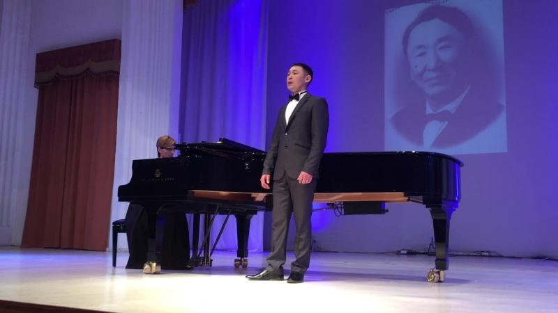 Гала концерт Буянтуев Баир 3 е место