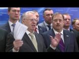О планах работы фракции ЛДПР на весеннюю сессию ГД