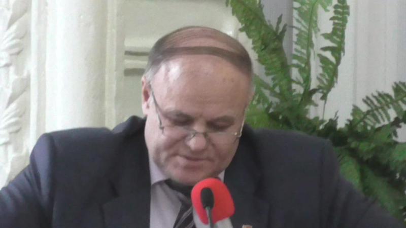 Речь А.К.Черепанова - лидера РКРП Тюменской области