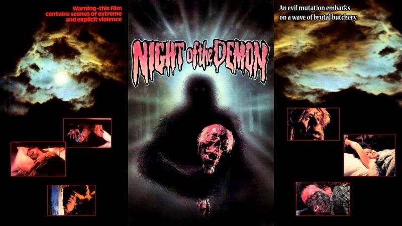 Ночь демона / Night of the Demon (1980)