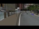 RFactor F1 2005 Gonki ME Monaco Highlight Reel with Denis Zhurenkov