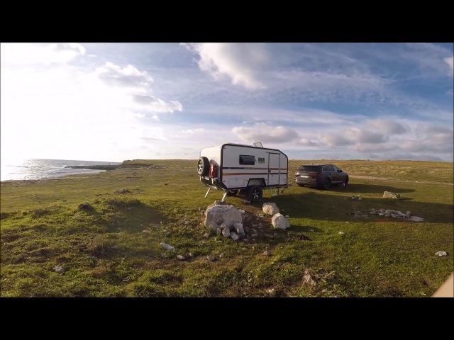 Off road camper Via Lander Внедорожный прицеп Анвир