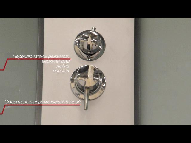 Душевая кабина Luxus 836