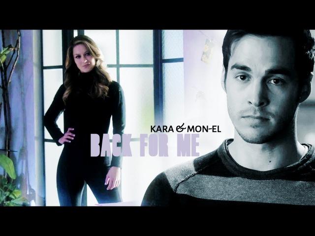 Karamel [bad Kara Mon-El] — Don't come back for me.