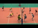 HIGHLIGHTS  Ленинградка — Динамо Москва Суперлига 2017 18  Женщины
